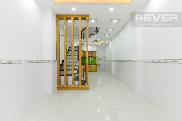 Phòng Khách Bán nhà phố 2 tầng, 4PN, đường nội bộ Bùi Quang Là, nằm trong khu vực an ninh, yên tĩnh