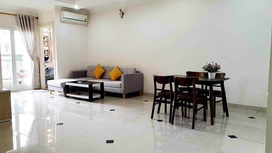 Căn hộ chung cư Phúc Yên tầng 07, ban công hướng Nam - đầy đủ nội thất