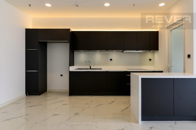 Nhà Bếp Cho thuê căn hộ Sari Town Sala Đại Quang Minh 3 phòng ngủ, diện tích 120m2.