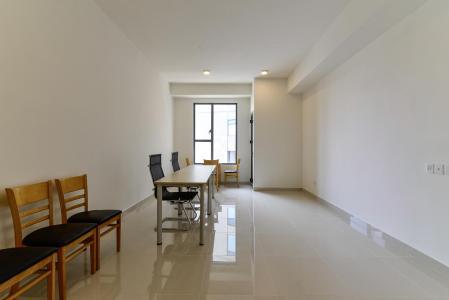 Cho thuê officetel The Tresor, tháp TS1, diện tích 37m2, nội thất cơ bản, view kênh Bến Nghé và Bitexco