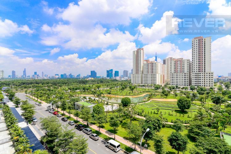 View Bán căn hộ New City Thủ Thiêm 3PN, tháp Babylon, đầy đủ nội thất, view công viên xanh mát