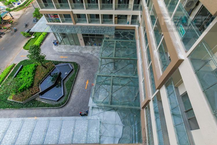View Cho thuê Office-tel Masteri Millennium tầng thấp, thiết kế hiện đại