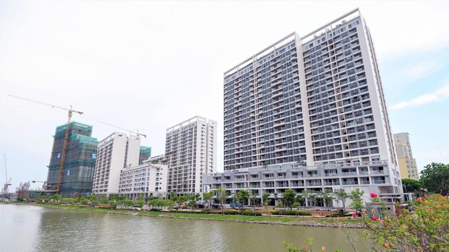 Building Căn hộ Phú Mỹ Hưng Midtown, Quận 7 Căn hộ Phú Mỹ Hưng Midtown tầng trung, view sông và thành phố.