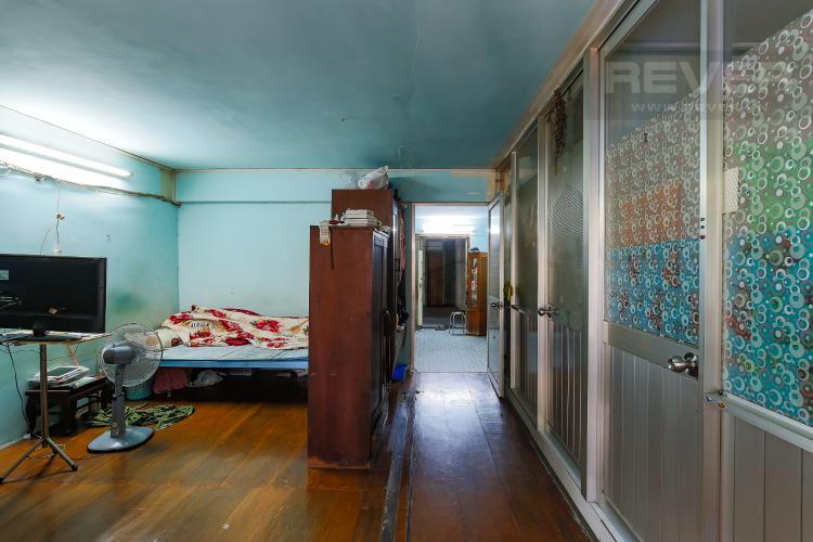 Phòng Ngủ Căn hộ chung cư đường Calmette Quận 1 đầy đủ nội thất