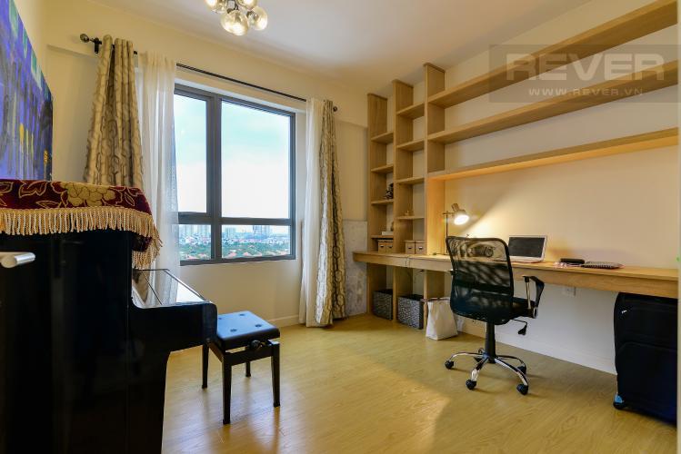 Phòng Ngủ 3 Căn hộ Masteri Thảo Điền tầng trung 3PN, đầy đủ nội thất
