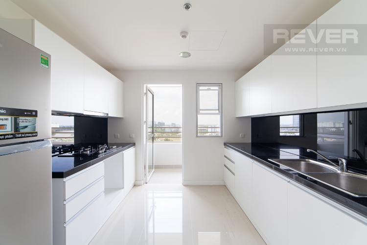 Nhà bếp Căn hộ Sunrise City 3 phòng ngủ tầng trung V1 view sông