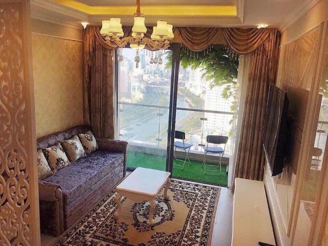 Bán căn hộ tầng cao, nội thất đầy đủ The Gold View