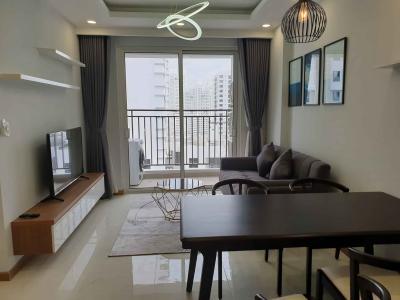 Bán căn hộ Sunrise Riverside 2PN, diện tích 70m2, đầy đủ nội thất, ban công hướng Nam