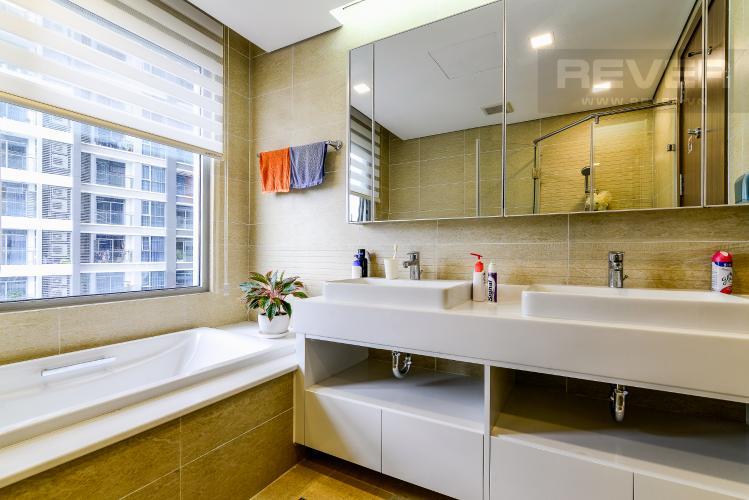 Phòng Tắm 3 Bán căn hộ Vinhomes Central Park 4PN, đầy đủ nội thất, có thể dọn vào ở ngay