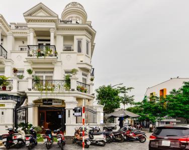 Nhà phố thương mại Cityland Garden Hills Quận Gò Vấp