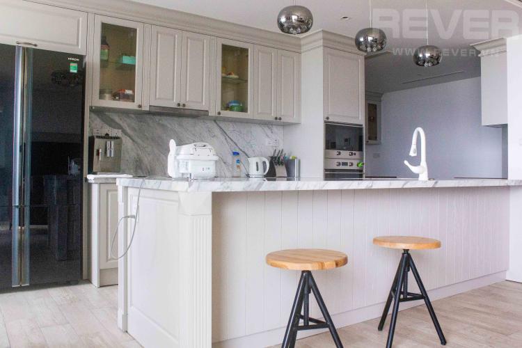 Bếp Bán căn hộ Vista Verde 3 phòng ngủ, đầy đủ nội thất, view trực diện sông Sài Gòn