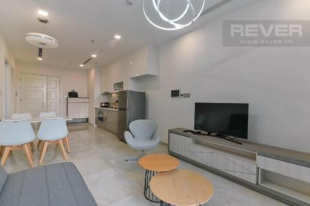 Bán hoặc cho thuê căn hộ officetel Vinhomes Golden River 1PN, đầy đủ nội thất, diện tích 49m2