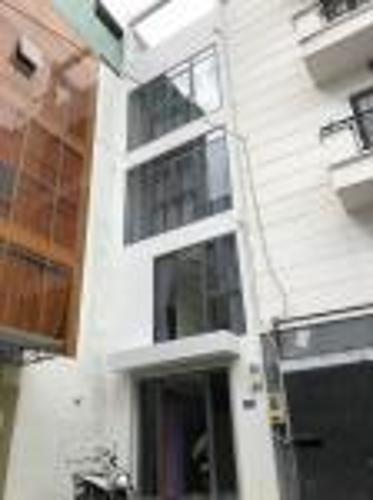 Bán nhà phố 3 tầng đường Nguyễn Văn Thương, quận Bình Thạnh, diện tích sử dụng 222.2m2