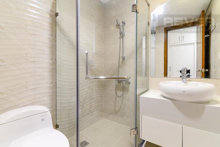 Phòng Tắm 2 Căn góc Vinhomes Central Park 3 phòng ngủ tầng cao L5 view sông
