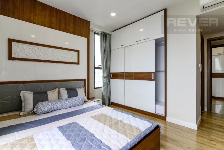 Phòng Ngủ 2 Cho thuê căn hộ Icon 56 3PN, tầng trung, đầy đủ nội thất, view kênh Bến Nghé
