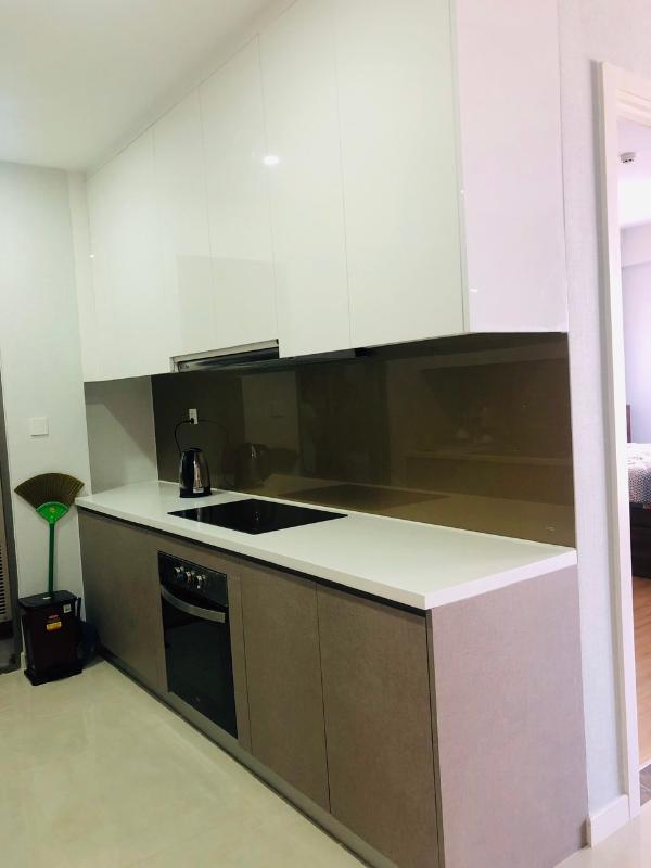 56a1c5679a3a7c64252b Bán căn hộ Masteri Millennium 2PN, block B, đầy đủ nội thất, view Bitexco