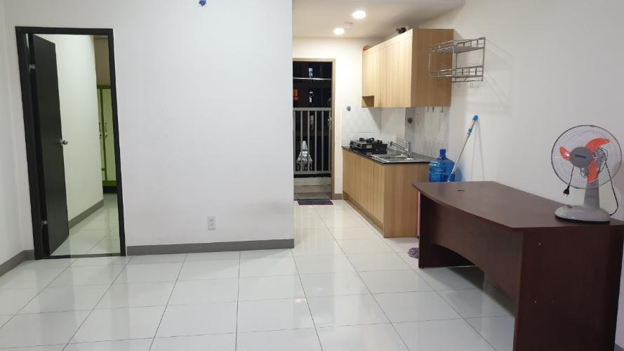 góc bếp căn hộ SKY9 Cho thuê căn hộ Sky9, diện tích 63m2, 2 phòng ngủ, chưa có nội thất