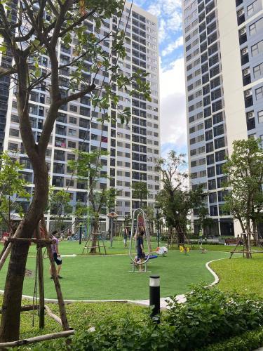 Tiện ích căn hộ Vinhomes Grand Park Căn hộ Vinhomes Grand Park 01 phòng ngủ, nội thất cơ bản.