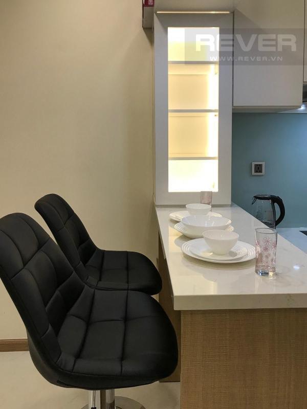 4a2450793790d1ce8881 Cho thuê căn hộ 1 phòng ngủ Vinhomes Central Park, tháp Park 7, đầy đủ nội thất, view sông và công viên
