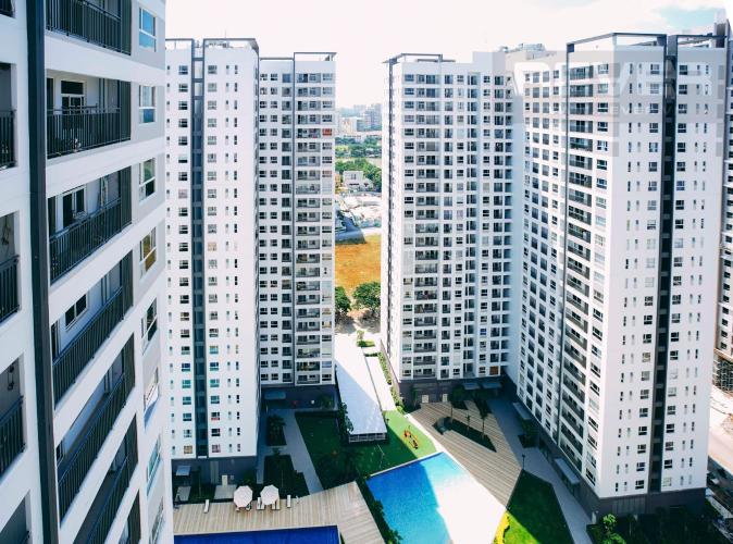 View Cho thuê căn hộ Sunrise Riverside 2PN, đầy đủ nội thất, view hồ bơi