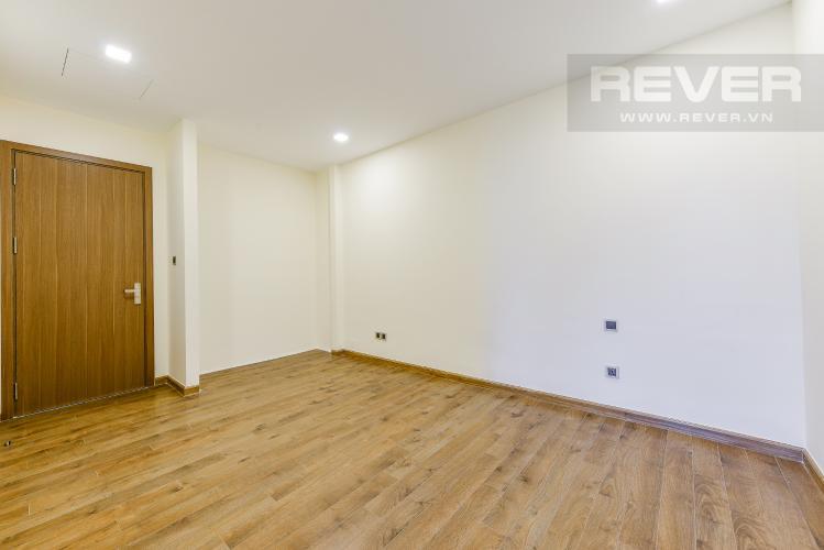 Phòng ngủ 2 Căn hộ Vinhomes Central Park 3 phòng ngủ tầng trung P7 view hồ bơi