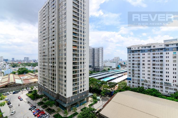 View Bán căn hộ The Gold View 3PN, tầng thấp, diện tích 117m2, đầy đủ nội thất