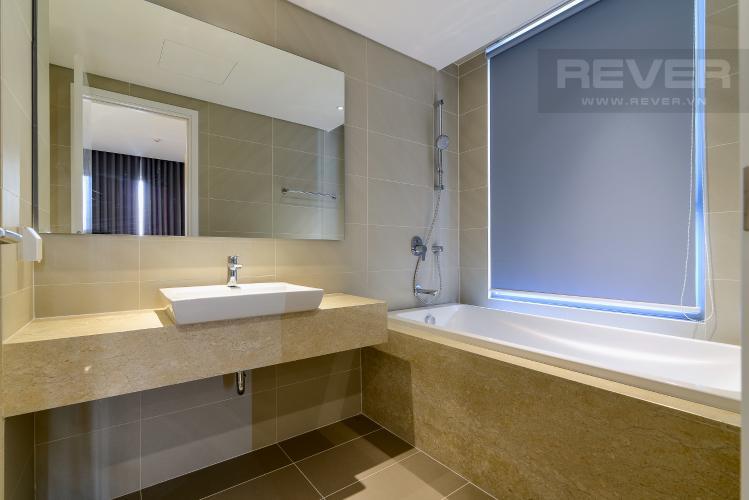 Phòng Tắm 1 Cho thuê căn hộ Diamond Island 94,2m2 2PN 2WC, đầy đủ nội thất, view sông