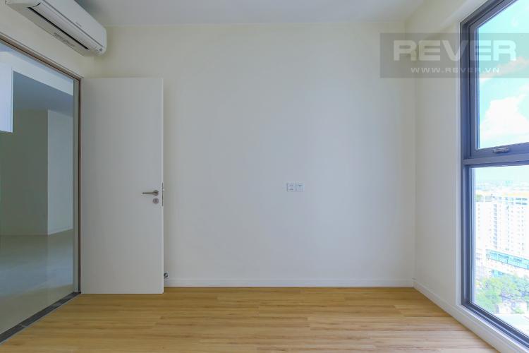 Phòng Ngủ 2 Bán căn hộ Masteri Millennium tầng cao, 2PN, có ban công rộng rãi