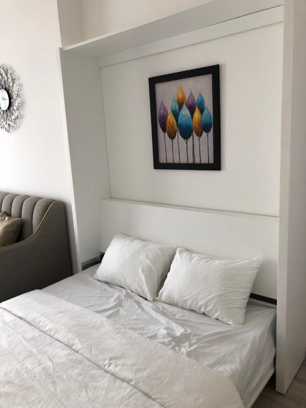 475f75f70a41ed1fb450 Cho thuê officetel Masteri Millennium, block A, diện tích 31m2, đầy đủ nội thất