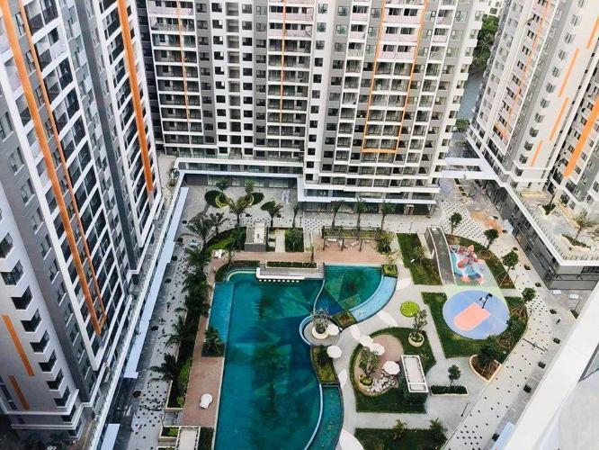 Bán căn hộ Safira Khang Điền 2 phòng ngủ, tầng trung, diện tích sàn 67m2, nội thất cơ bản