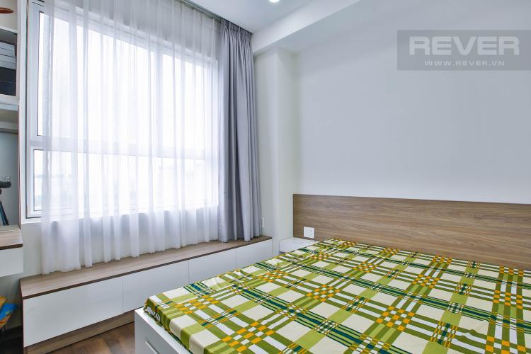 Phòng Ngủ 1 Cho thuê căn hộ Lexington Residence tầng cao, 2PN, nội thất đầy đủ