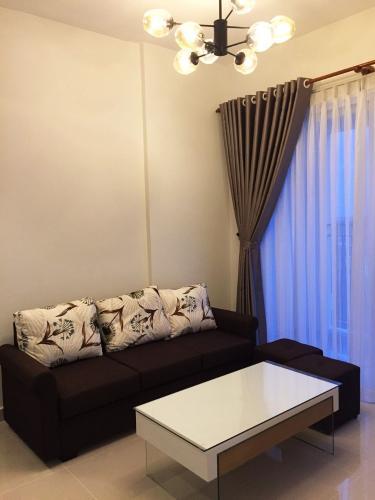 Phòng khách căn hộ Sunrise Riverside Căn hộ Sunrise Riverside 3 phòng ngủ, đầy đủ nội thất.