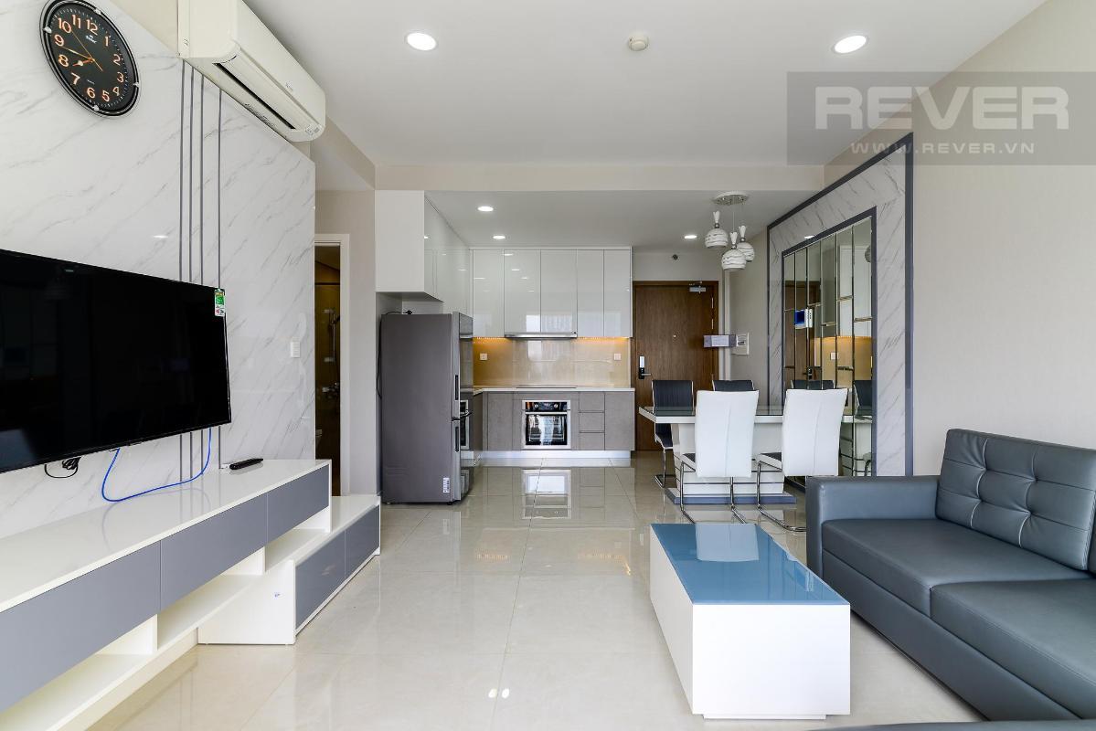 aaf0e659fe2918774138 Cho thuê căn hộ Masteri Millennium 2PN, block A, diện tích 65m2, đầy đủ nội thất, view hồ bơi mát mẻ