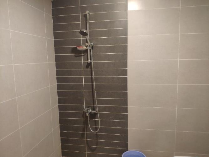 Phòng tắm căn hộ Sunrise City View Căn hộ Sunrise City View chưa có nội thất, view Bitexco.