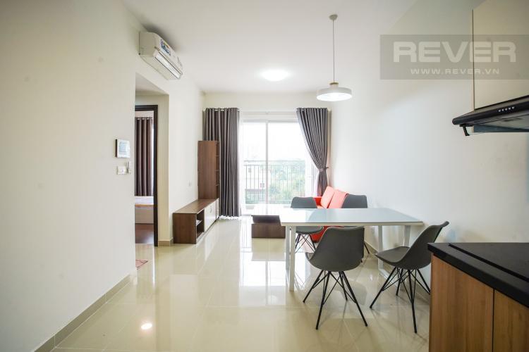 Phòng Khách Cho thuê căn hộ Sunrise Riverside 2PN, tầng thấp, đầy đủ nội thất, hướng Bắc