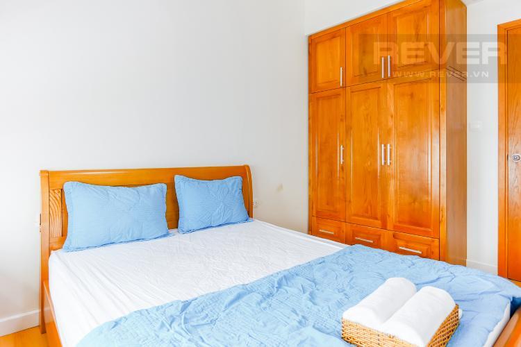 Phòng Ngủ 2 Căn hộ Sunrise City 2 phòng ngủ tầng cao W4 view hồ bơi