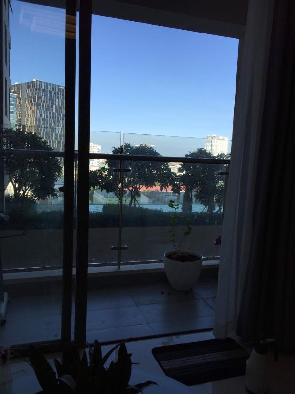 mil0801 3 Bán căn hộ Masteri Millennium 2PN, block A, diện tích 65m2, đầy đủ nội thất