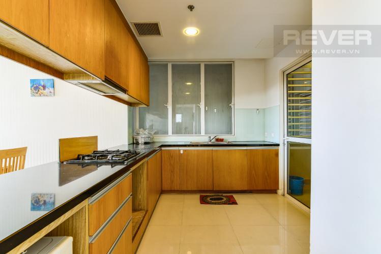 Nhà Bếp Căn hộ Sunrise City 2 phòng ngủ tầng trung V6 nội thất đầy đủ