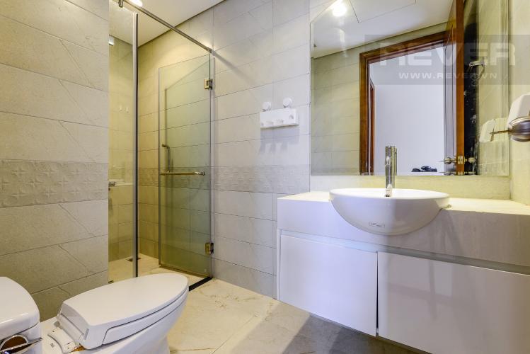 Phòng tắm Officetel Vinhomes Central Park 1 phòng ngủ tầng trung C3 hướng Tây