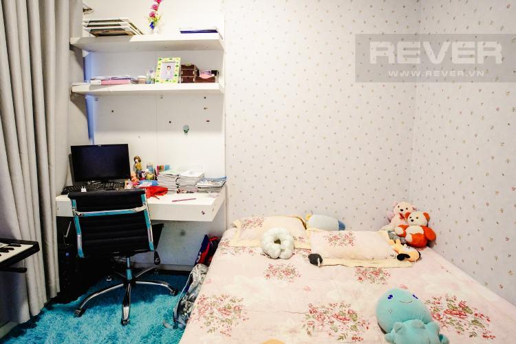 Phòng Ngủ 3 Bán căn hộ Lux Garden 2 phòng ngủ, nội thất đầy đủ, view cầu Phú Mỹ