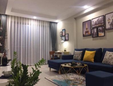 Cho thuê căn hộ The Gold View 2PN, diện tích 92m2, đầy đủ nội thất, view thông thoáng