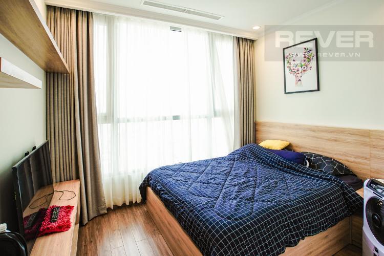 Phòng Ngủ 2 Bán căn hộ Vinhomes Central Park hướng Tây Bắc, 103m2 2PN 2WC, nội thất cao cấp, view thành phố