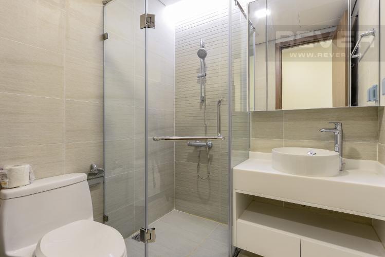 Phòng tắm 2 Căn hộ Vinhomes Central Park 2 phòng ngủ Park 2 nội thất cơ bản