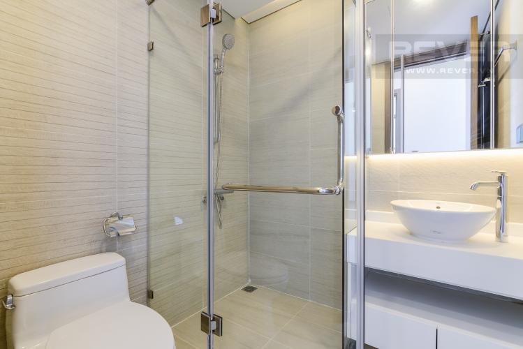 Phòng Tắm 1 Căn góc Vinhomes Central Park 4 phòng ngủ tầng cao P1 view sông