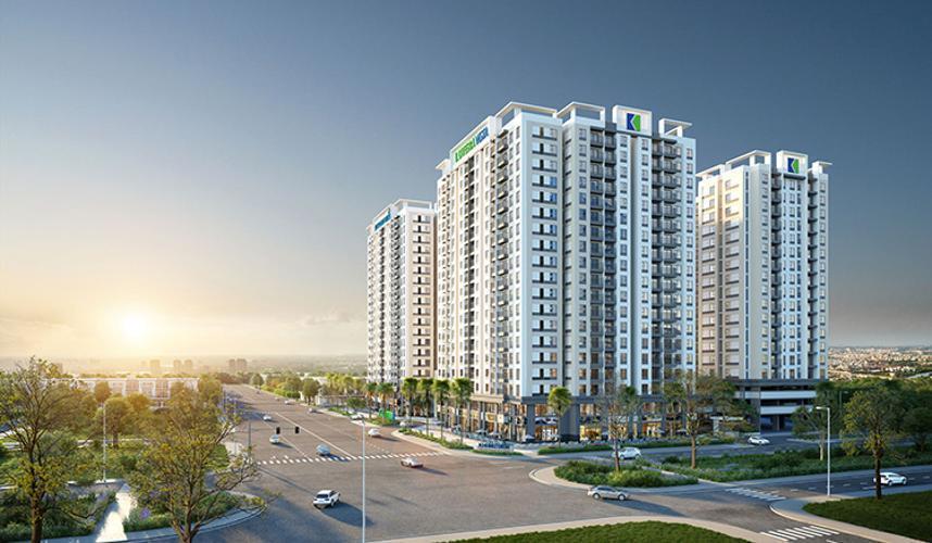 Bán căn hộ Lovera Vista 3 phòng ngủ, tầng cao, diện tích 82m2, nội thất cơ bản
