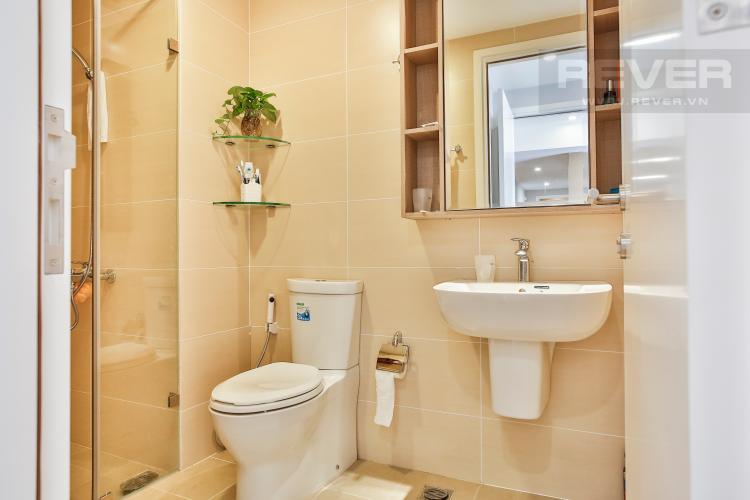 Toilet 1 Căn hộ Masteri Thảo Điền 3 phòng ngủ tầng cao T5 view trực diện sông