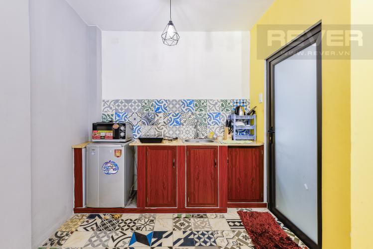 Bếp Căn hộ dịch vụ 1 phòng ngủ đường Phan Văn Hân 28m2