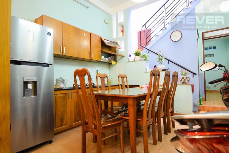 Bếp Nhà phố đường Song Hành, Khu đô thị An Phú - An Khánh, Quận 2.