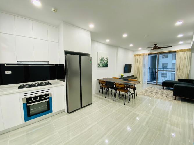 Nhà bếp căn hộ Saigon South Residences Căn hộ Saigon South Residences tầng trung, đầy đủ nội thất
