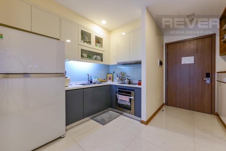 Nhà Bếp Căn hộ Vinhomes Central Park 2 phòng ngủ tầng thấp P6 hướng Tây